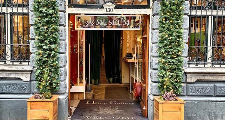 Hash, Marijuana and Hemp Museum