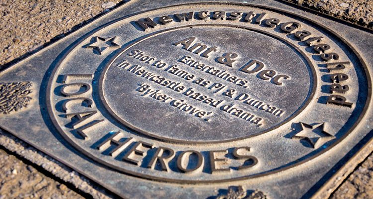 Tyne Walk of Fame