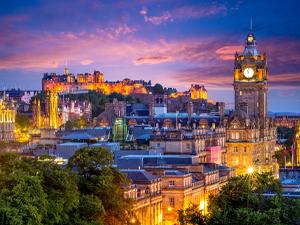 Edinburgh Hen Do Guide