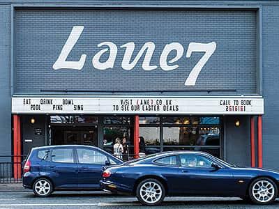 LNOF Visit Lane7