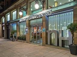 Exterior of Hotel NH Barcelona Centro