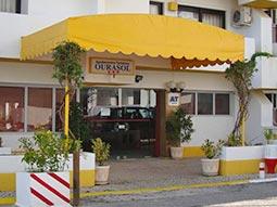 Exterior of Ourasol Apartamentos Turisticos