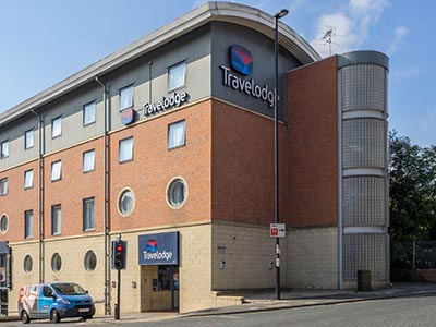 Newcastle Travelodge Newcastle Central
