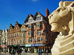 Maid in Nottingham