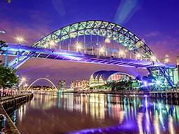 For the Tyne of your life