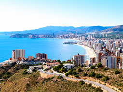 Take Benidorm by storm