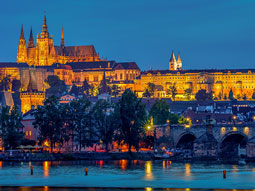 Pretty in Prague