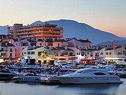 Let loose in Banus
