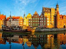 Say G'day to Gdansk