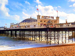 Brighton: Let&#146s Rock