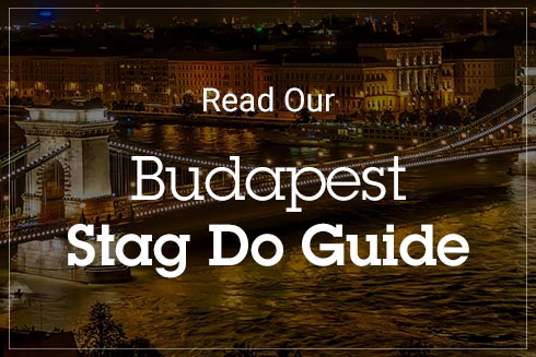 Ultimate Stag Do Budapest Guide promotional banner