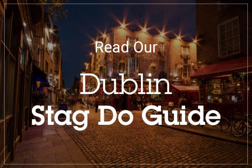 Ultimate Stag Do Dublin Guide promotional banner