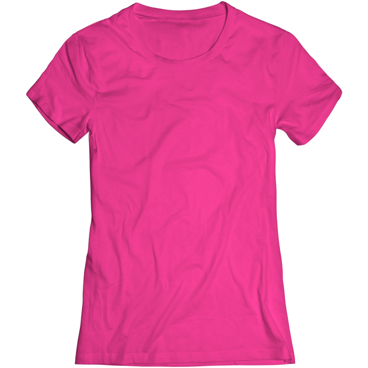 Bride Tribe Neon Hen Do T-Shirt - front view