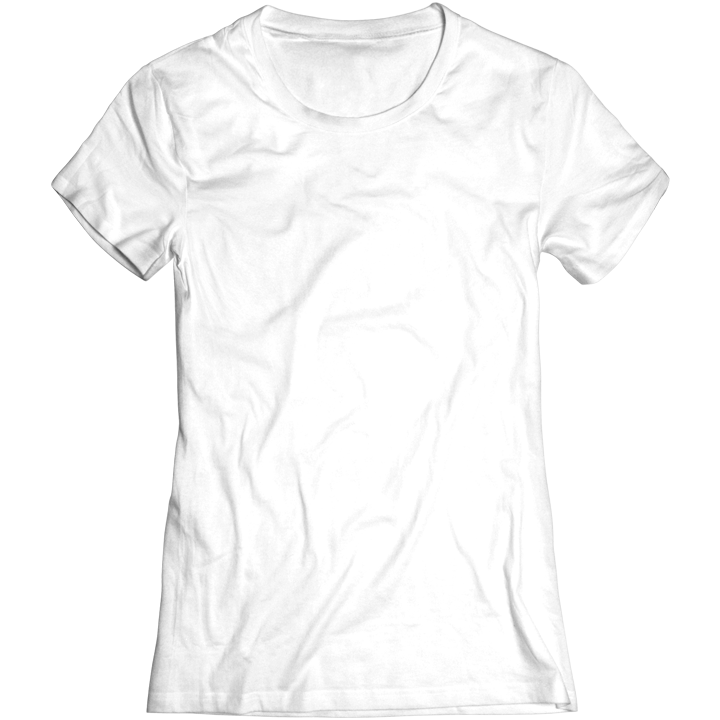 Illustration Print Hen Do T-Shirts - front view