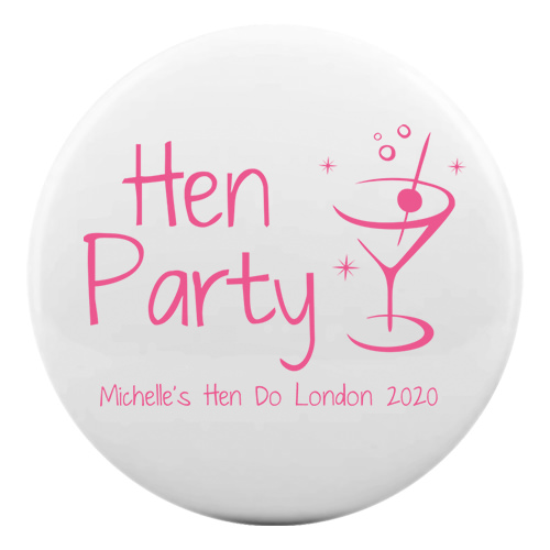 Hen Party Martini