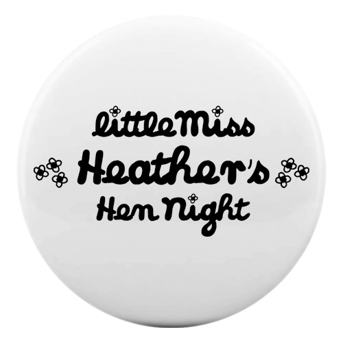 Little Miss Hen Night