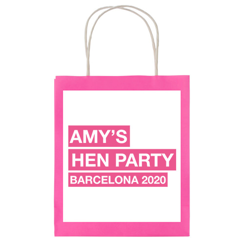 Hen Party Boxed
