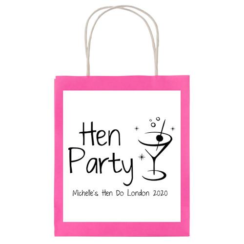 Hen Party Martini