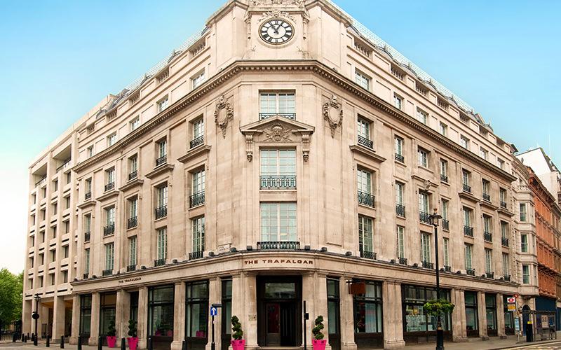 The Trafalgar Hotel Rooftop
