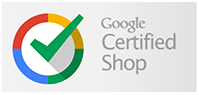 LNOF is a Google Certified Shop