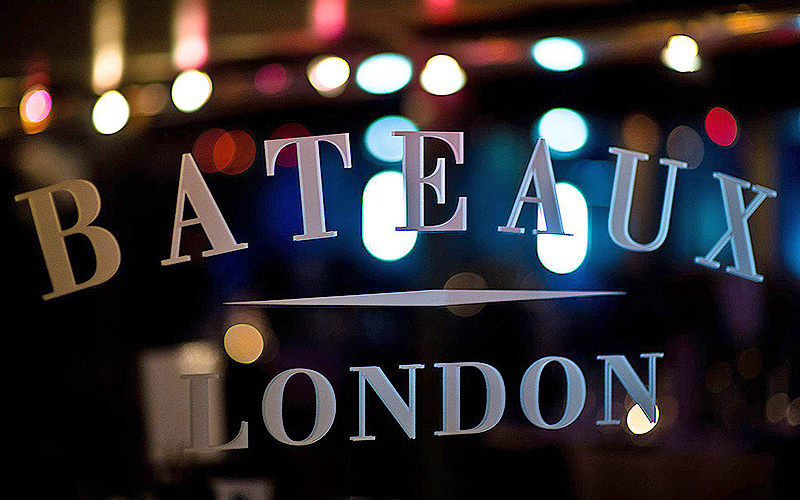 Bateaux London. Bohek lights