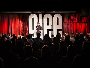 The Glee -  Comedy Club Entry