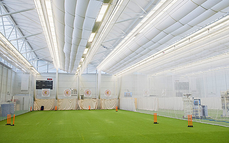 Training facility at Lords Cricket ground