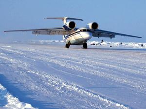 Barneo Flight