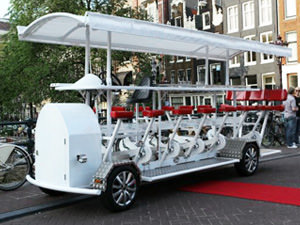Limo Beer Bike