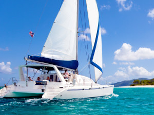Half Day Catamaran Cruise