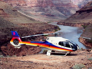 Helicopter Tour - Grand Canyon and Vegas Strip