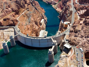 Helicopter Tour - Hoover Dam