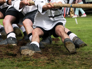 Clay Pigeon Shooting & Mini Highland Games