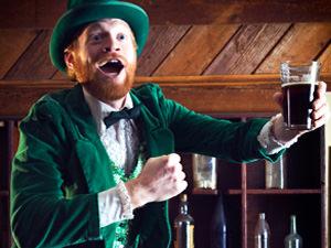 Irish Themed Evening