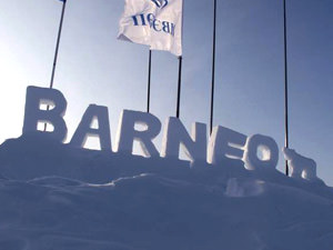 Lunch in Barneo