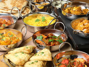 The Balti House - Indian Banquet Meal
