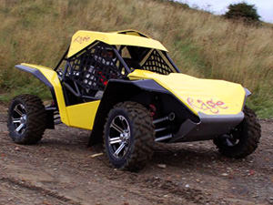 4x4 Off-Road Driving, Outdoor Karting & Rage Buggies