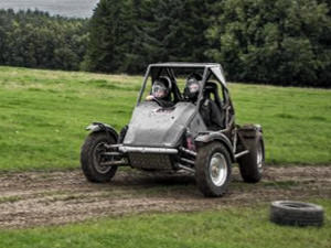 Clay Pigeon Shooting & Mud Buggies