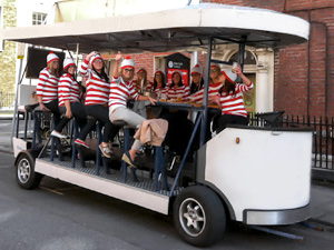 Pedi Bus Tour