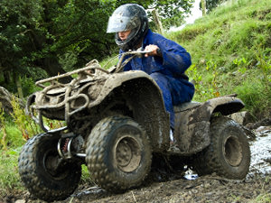 Clay Pigeon Shooting & Quad Biking