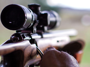 Clay Pigeon Shooting & Rifle Shooting