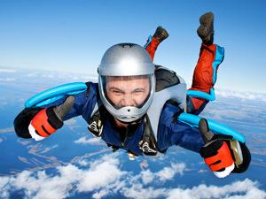 Sky Diving - Tandem Jump
