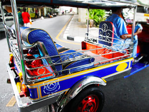 Tuk Tuk City Tour