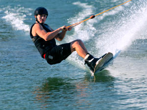 Wakeboarding & Waterskiing