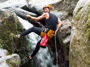 Canyoning - Half Day (Lower Section)