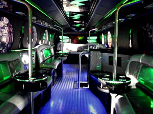 Party Bus - 1 Hour
