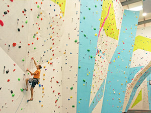 Indoor Climbing - 1 Hour