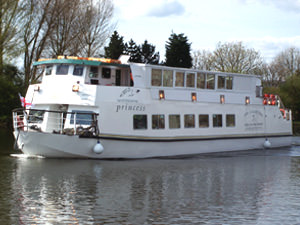 Party Boat & Buffet - Saturday