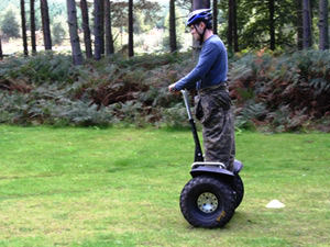 Mini Highland Games & Segways