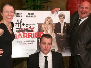 LNOF Attend Almost Married Premiere in London May